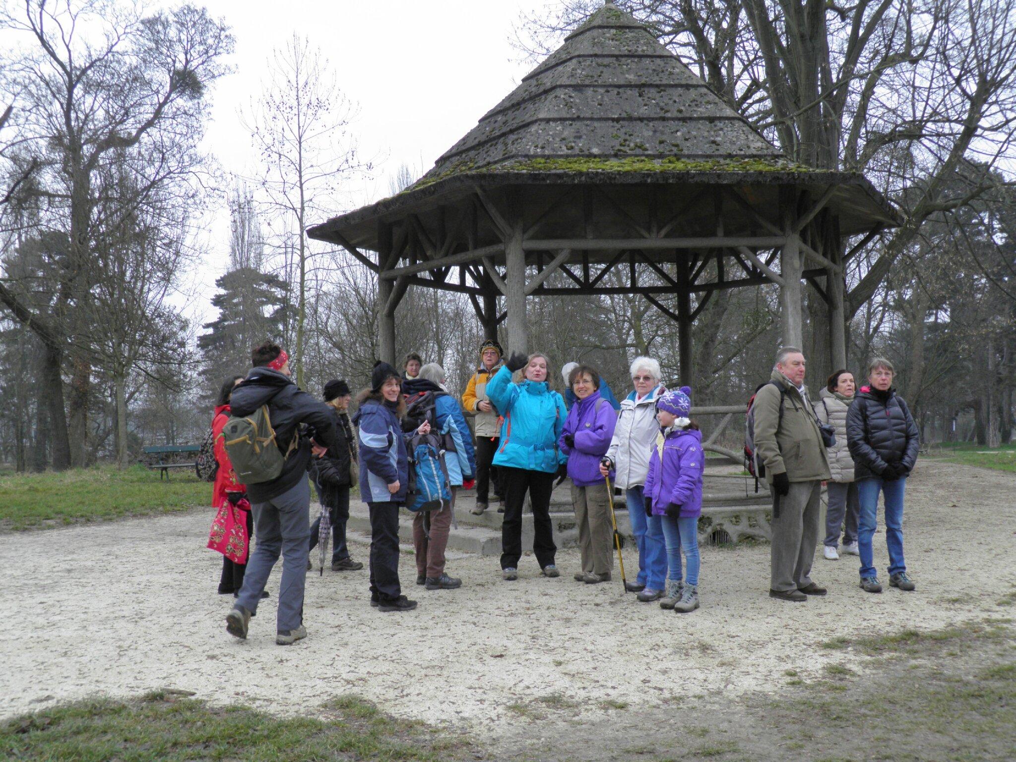 Echos échos de notre randonnée Bords de Marne, bois de Vincennes