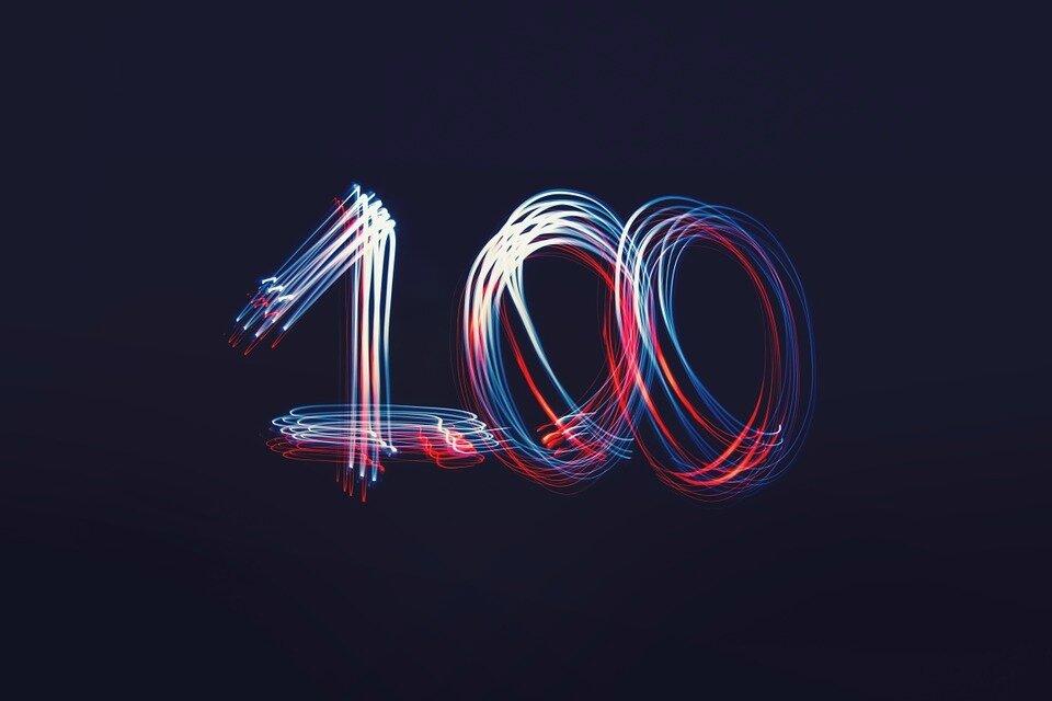 100 choses que j'aimerais faire avant de mourir