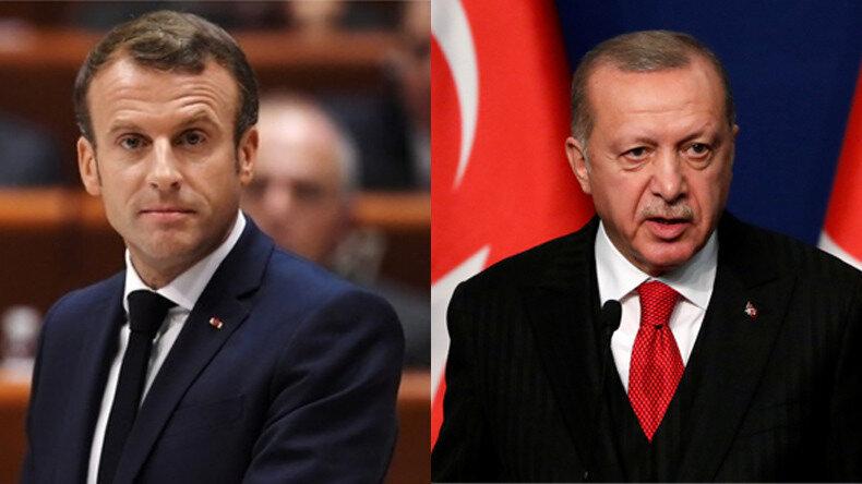 ➡️Le président turc juge qu'Emmanuel Macron est «en état de mort cérébrale»