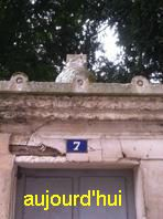 Croix du prieuré de Raroy (Presbytère) 02 aujourd'hui