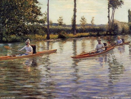 Scull_on_the_Yelle__2_Gustave_Caillebotte