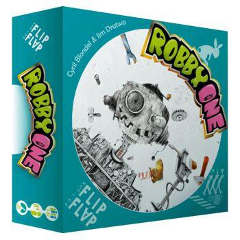 Boutique jeux de société - Pontivy - morbihan - ludis factory - Robby one