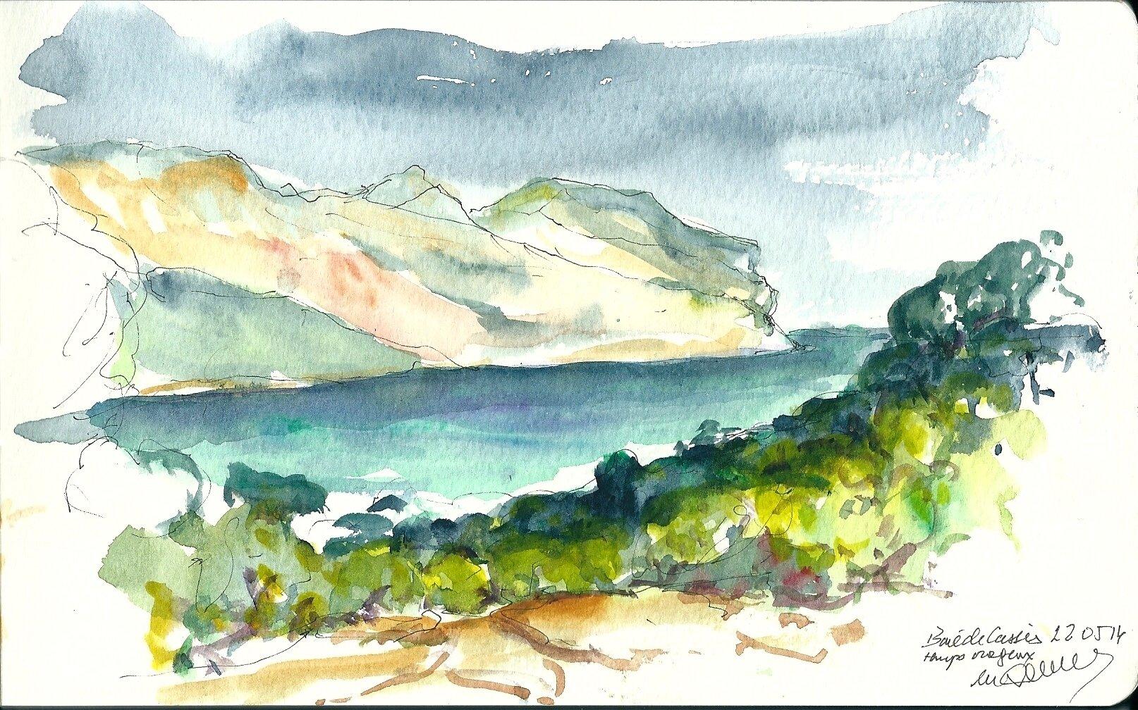 Calanque de Cassis Port Biou