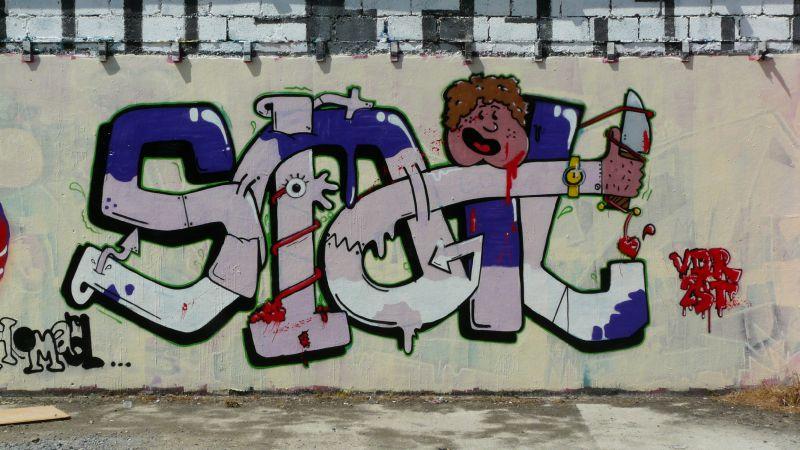 J'apprends le graffiti