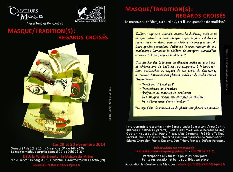 Masque-traditions - C2M