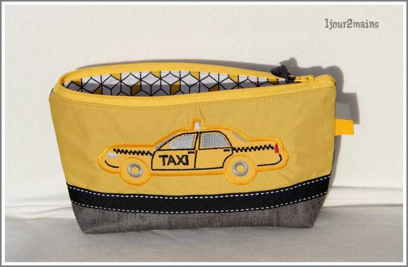 trousse taxi