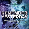 Forget tomorrow, tome 2 : remember yesterday