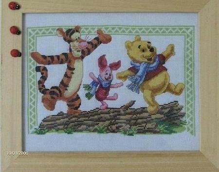 Winnie et ses copains
