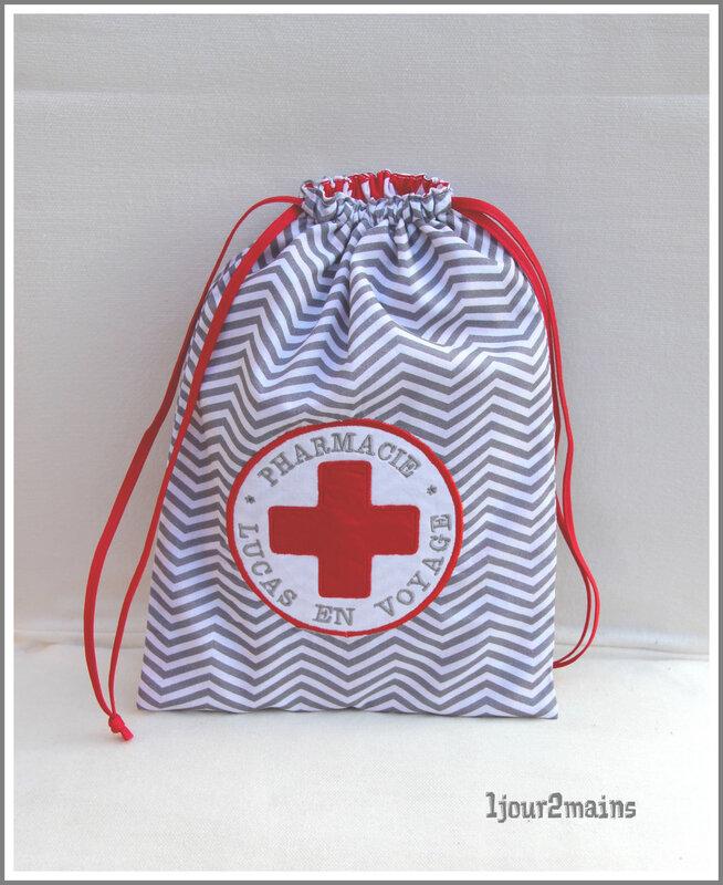 sac pharmacie lucas