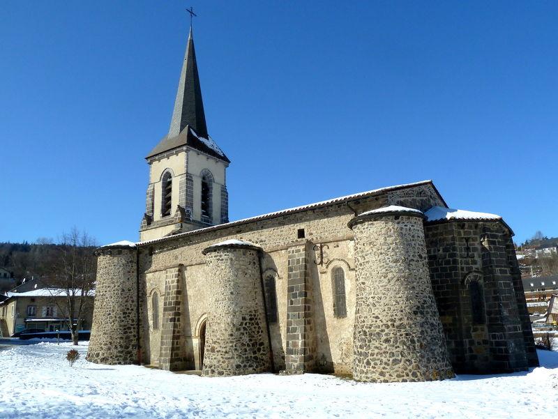 église d'Aydat