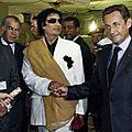 AFFAIRE NICOLAS <b>SARKOZY</b> : L'ANCIEN PRÉSIDENT FRANÇAIS A ÉTÉ MIS EN EXAMEN DANS L'AFFAIRE DE SOUPÇONS DE FINANCEMENT LIBYEN