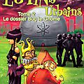 Les lutins urbains de renaud marhic - tome 2 - le dossier bug le gnome