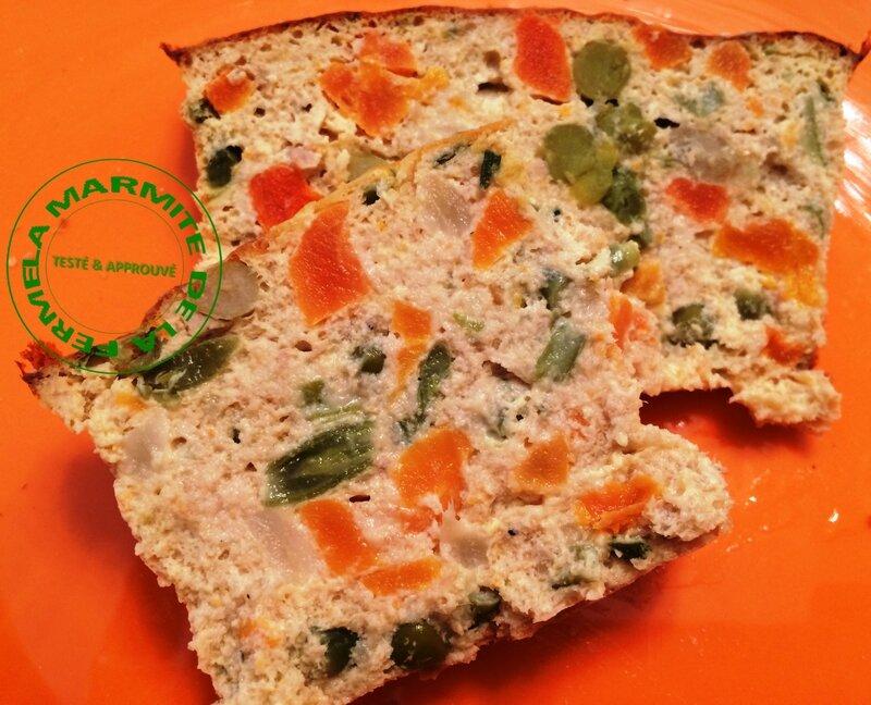 Terrine de thon aux légumes (6)