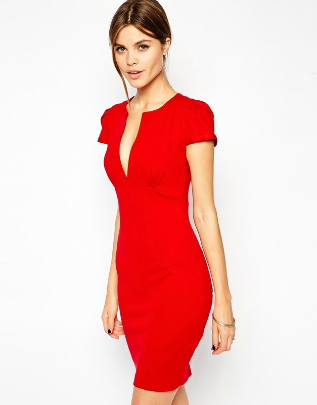 robe-sexy-rouge