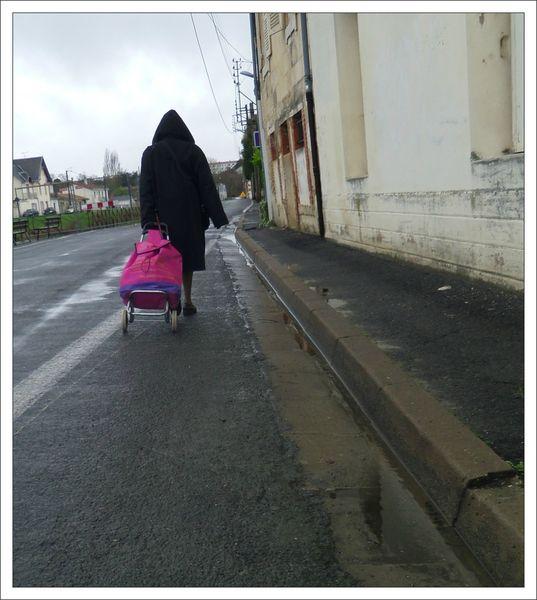 Scream chariot rue