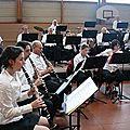 Orchestre d'harmonie de vaires et des cheminots