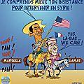Syrie : obama était complice de l'etat islamique ! nous nous en doutions, mais nous manquions de preuves.