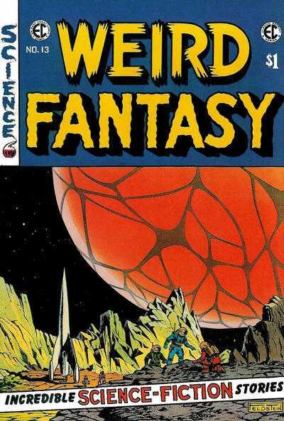 EC classic reprint 05 weird fantasy 13