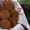 Muffins tout ... cacao
