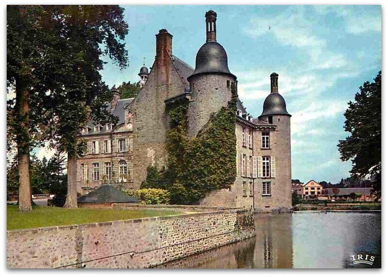 château de Flers z