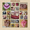 Retrospective 2013 : bijoux-broderie-crochet-couture-tricot