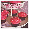 Cupcakes mascarpone-cerises