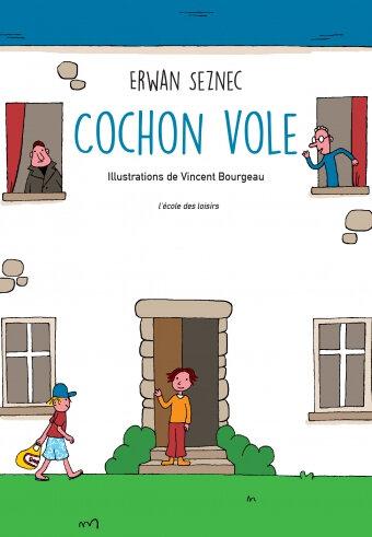 COCHON VOLE