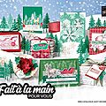 Catalogue hiver stampin'up