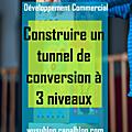 Construire un tunnel de conversion à 3 niveaux