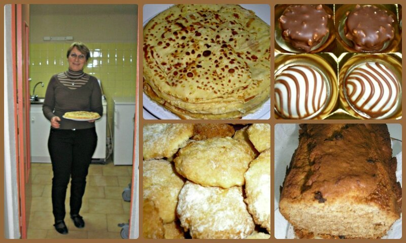 Collage gouter