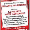 Petite expo au village de caseneuve