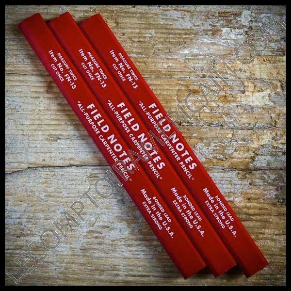 le comptoir americain crayons de charpentier 3