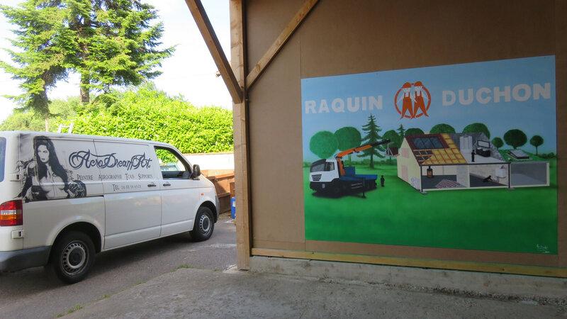 Fresque Raquin Duchon 1