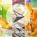 Assiette apéritive - une vidéo guy demarle