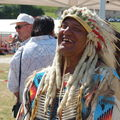 Dennis YELLOW THUNDER (Pow wow d'Ornans juin 2008)