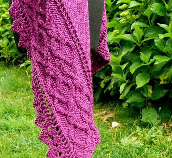 Lovely Day Shawl 6