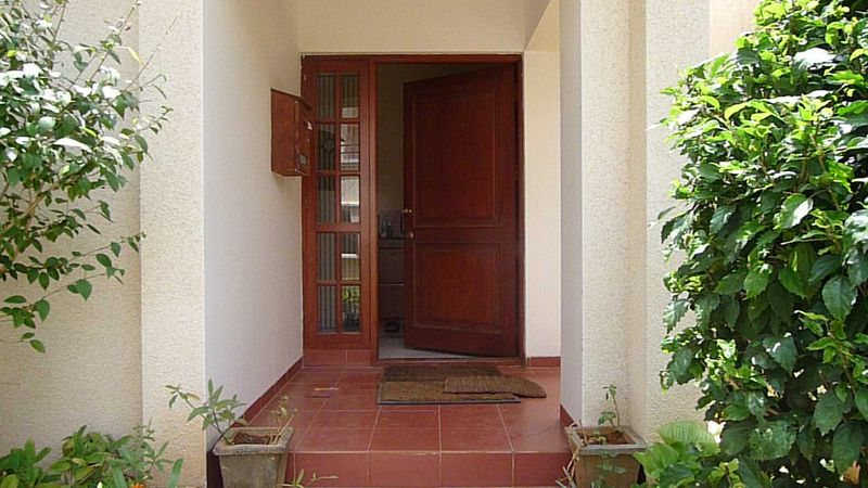Entree De Villa Photo entrée de la villa - photo de 01 - palm meadows, palm beach