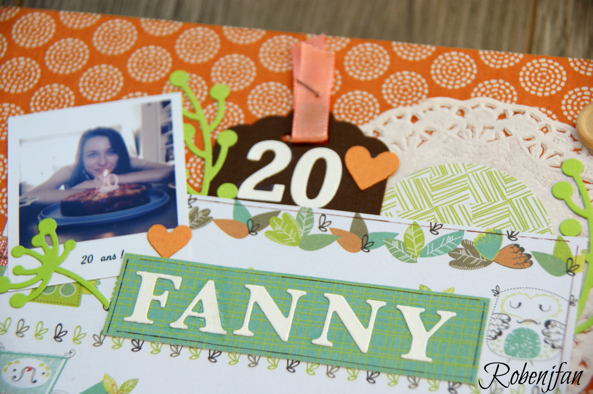 Mini hiboux Fanny 20 ans !
