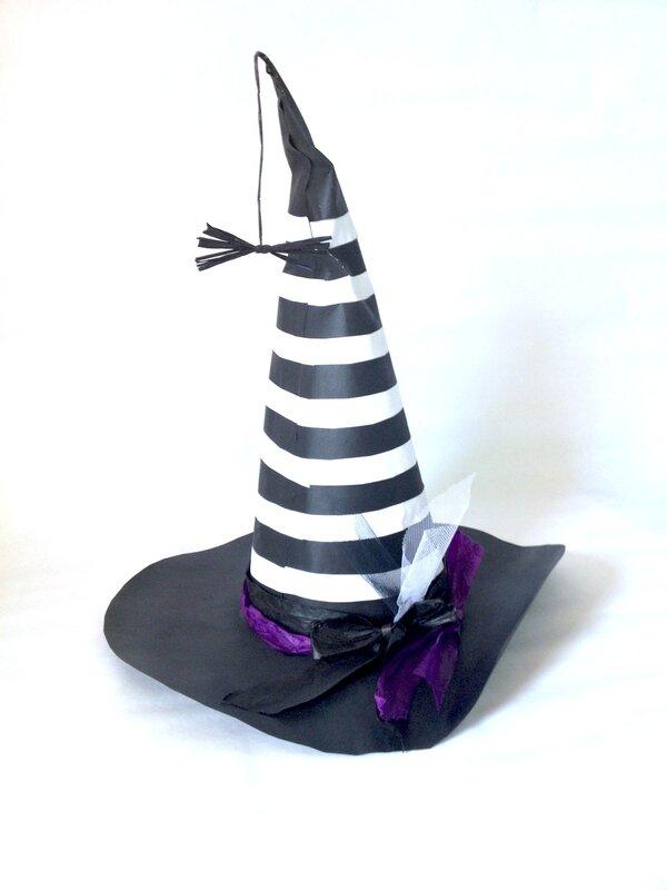 chapeau sorcier