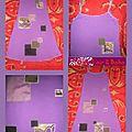 robe violette simple2