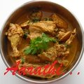Mangalore chicken curry