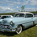 CHEVROLET Bel Air 2door hardtop Ohnenheim (1)
