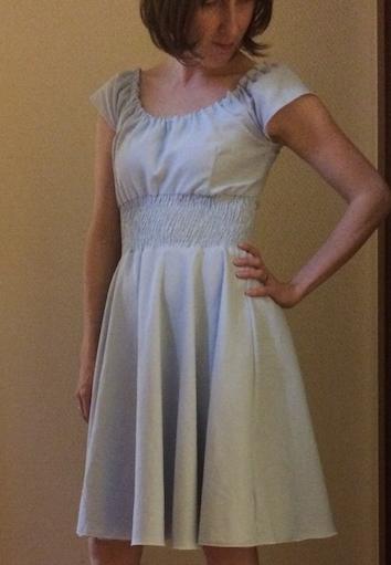 robe inspiration 50s moi - copie