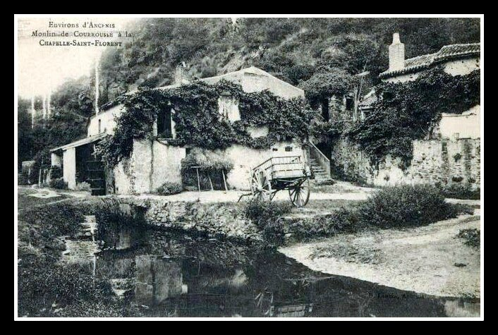 moulin de Courossé