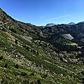 Descente vert Porte-Puymorens