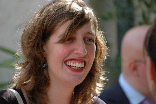 Emilie, camarade rigolote de Paris V