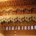 Plafond palais médina - fes