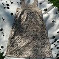 petite robe en Mitsi ficelle