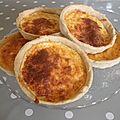 Tartelettes au(x) fromage(s) : 2,26 euros les 6