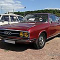 Audi 100 coupe s-1971
